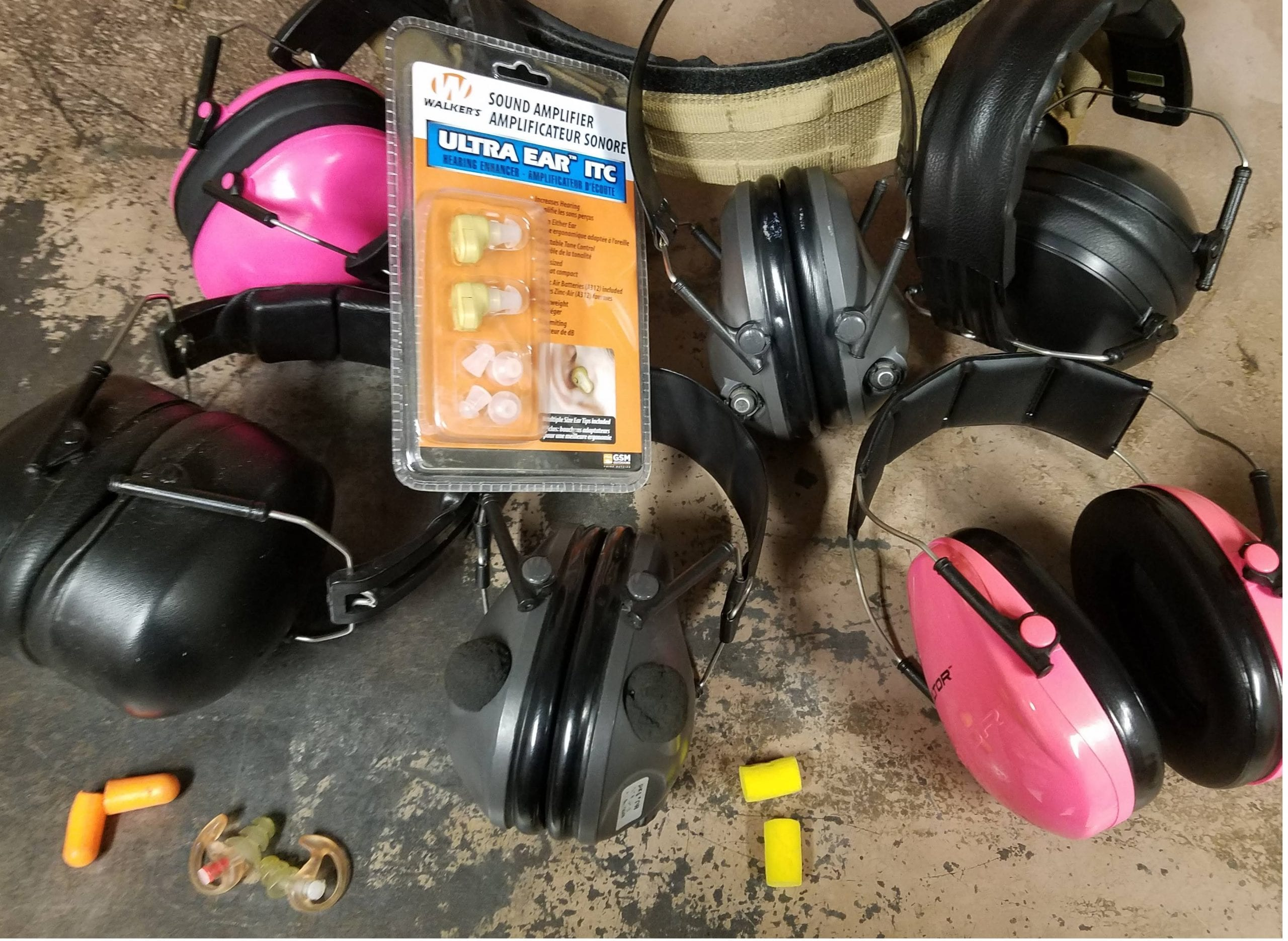 Beginners Gear: Part Three- Ear Protection